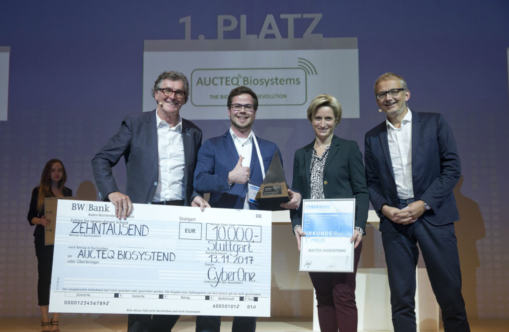 CyberOne Hightech Award 2017