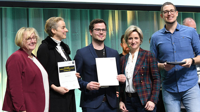 AUCTEQ wins ASAP Baden-Württemberg Competition
