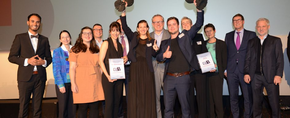 AUCTEQ wins MEXI Award 2019